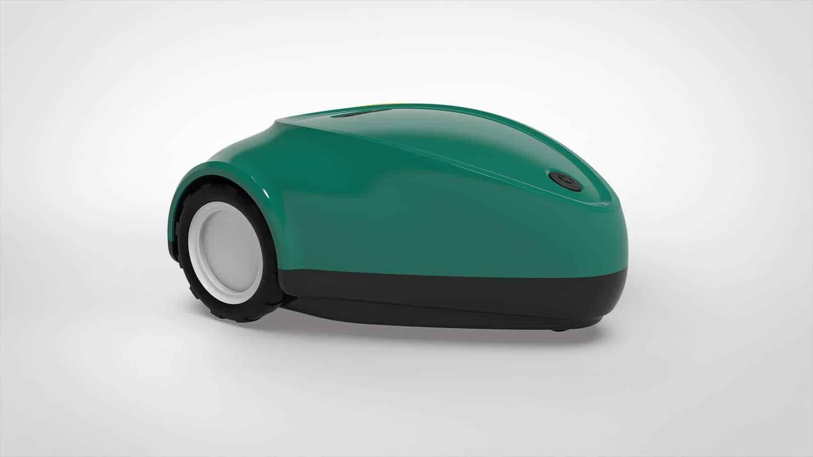 SmartMow gps robotic lawn mower